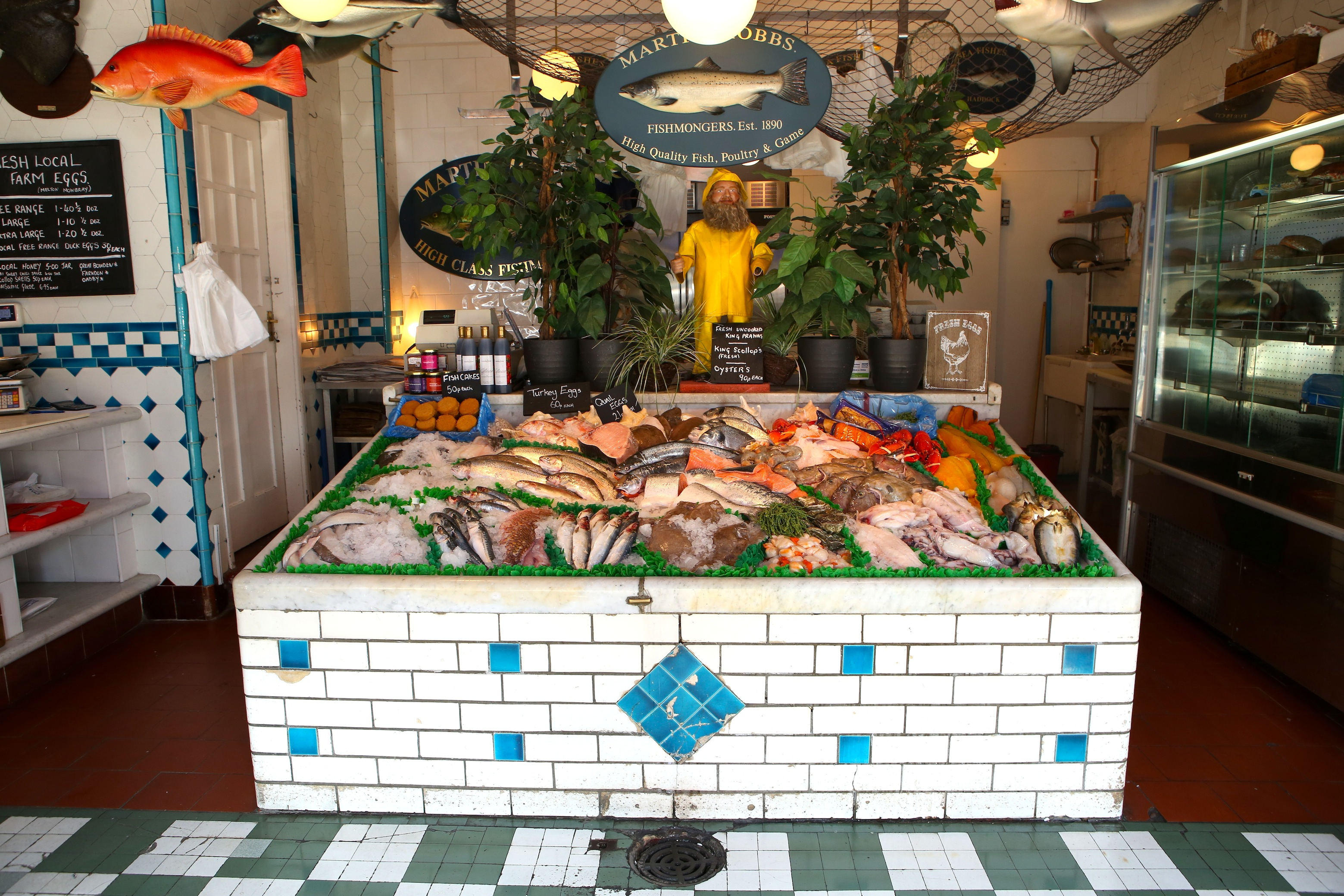 hobbs Fishmongers TOP